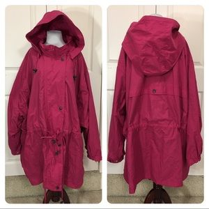 0ca4534367d Woman Within Jackets   Coats - New! Woman Within Weather-resistant Taslon®  Anorak
